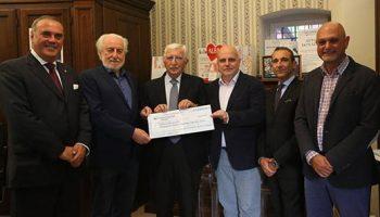Donazione dall'Asta Mondiale del Tartufo