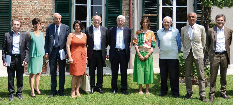 Consiglio Amministrazione Fondazione Nuovo Ospedale Alba-Bra