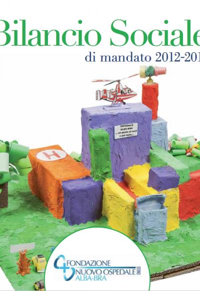Bilancio Sociale 2012 – 2014
