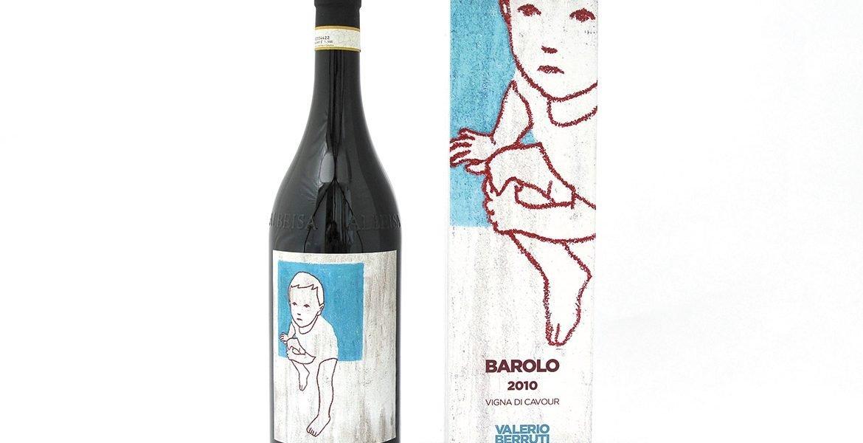 """Da un gesto d'amore nascono i capolavori – Magnum """"Vigna di Cavour"""" impreziositi dall'artista Valerio Berruti"""