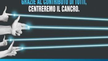 """Oggi su La Stampa """"Grazie al contributo di tutti centreremo il Cancro"""""""
