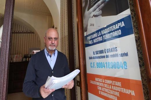 Radioterapia, da Alba e Bra 7600 trasferte in altri ospedali