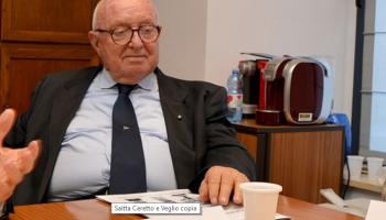 """""""Il nuovo ospedale? Basta critiche, sarà ottimo"""" – intervista del Corriere.net a Bruno Ceretto"""