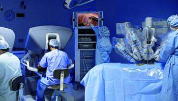 """Realizzati i primi 100 interventi con il Chirurgo Robot """"Da Vinci"""" nell'attuale ospedale di Alba"""