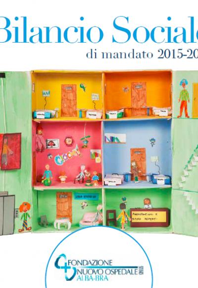 Bilancio Sociale 2015-2017