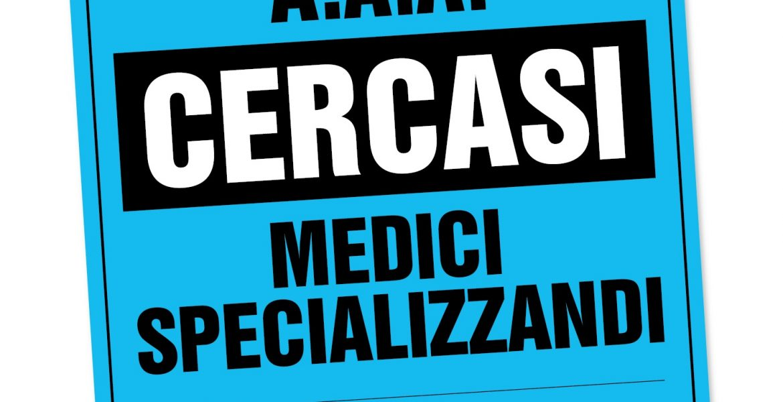 BORSE DI STUDIO PER MEDICI SPECIALIZZANDI