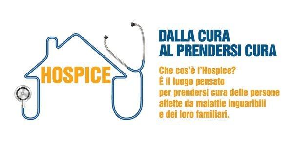 HOSPICE- DALLA CURA AL PRENDERSI CURA
