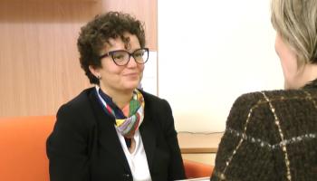 La Dottoressa Michela Stivanello presenta l'Hospice di Bra e i servizi offerti ai pazienti (GUARDA IL VIDEO)