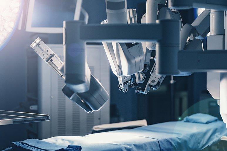 Sistema Robotico Chirurgico Da Vinci - Fondazione Ospedale Alba-Bra