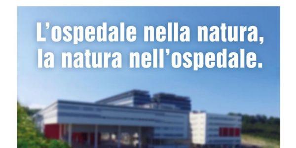 L'ospedale nella natura, la natura nell'ospedale